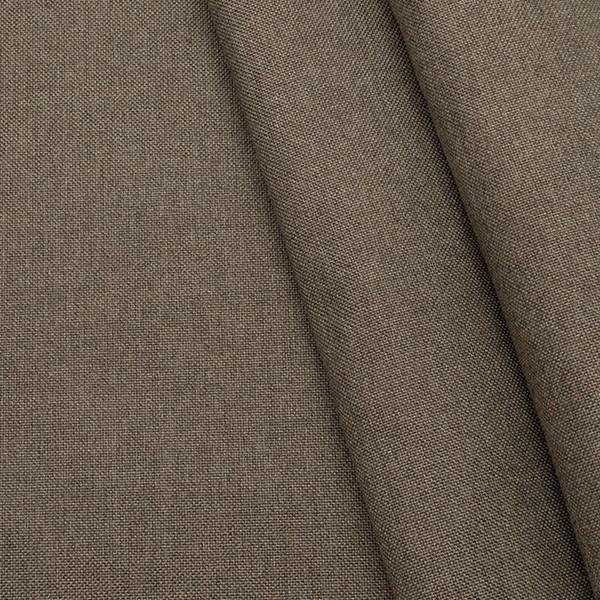 Indoor-/Outdoorstoff Panama Bindung Dunkel-Braun