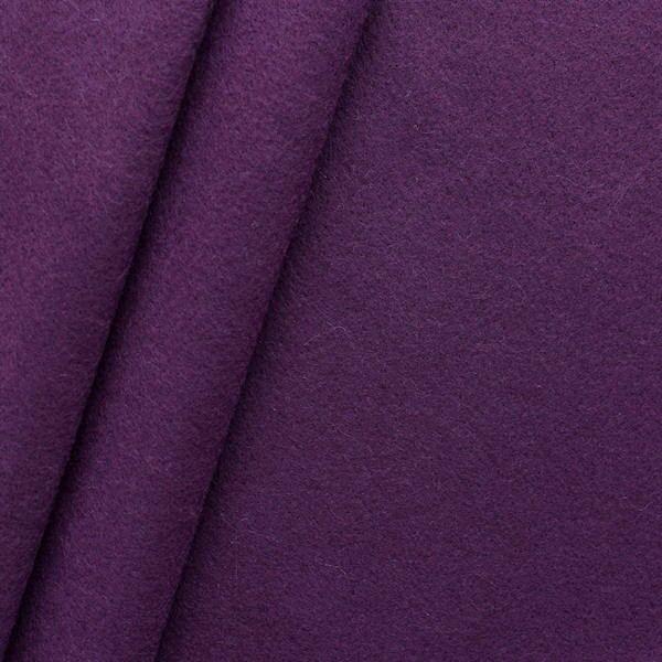 Dekorations Bastel Filz Breite 180 cm Farbe Dunkel-Lila