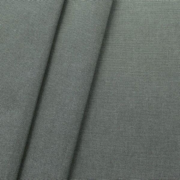 Deko Outdoorstoff Melange Optik Dunkel-Grau