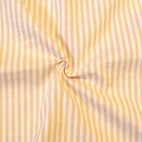 """100% Baumwolle Hemden Qualität """"Streifen"""" Farbe Orange-Weiss"""