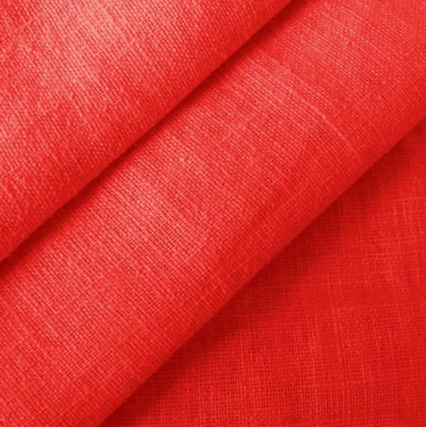 Roter Vollleinen