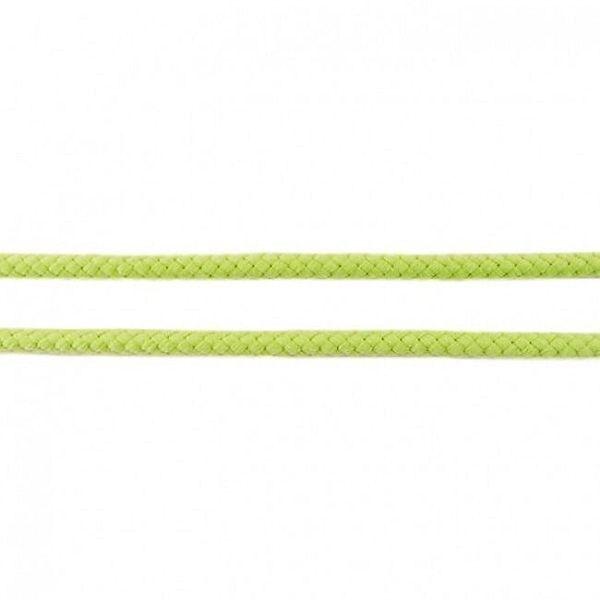 Baumwollkordel 8mm  Hell-Grün