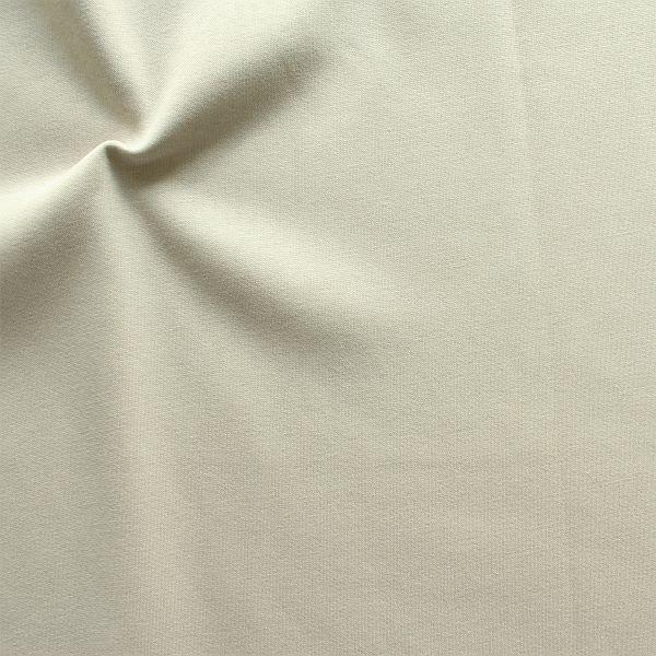Sweatshirt Baumwollstoff angeraut Grau-Beige