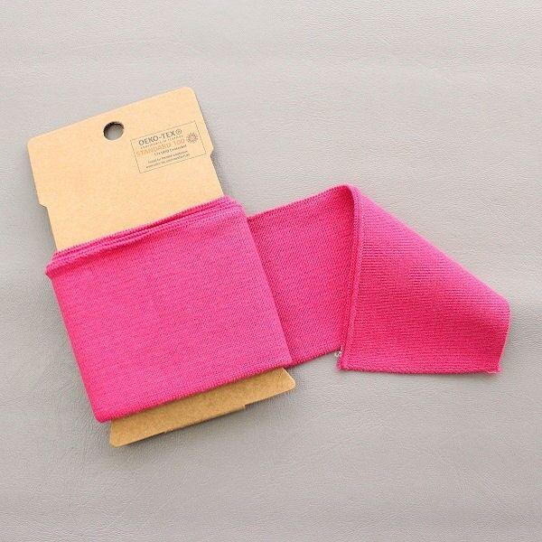 Board Cuff Bündchen Pink