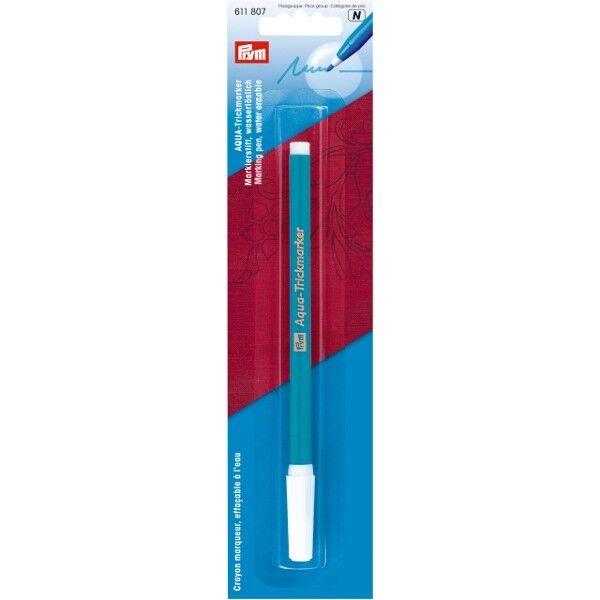 Prym Markierstift, Aqua Trickmarker, wasserlöslich