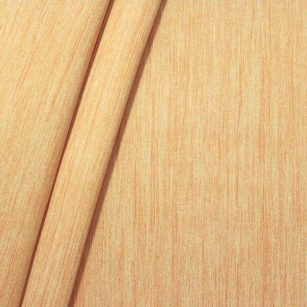 Verdunkelungs- Thermo Vorhangstoff Black Out Holzmaserung Apricot-Terrakotta