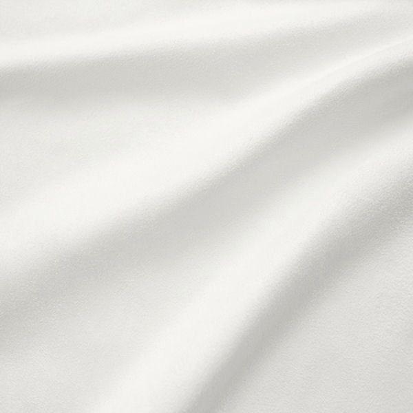 Microfaser Polster- Möbelstoff Artikel Eduro Farbe Weiss