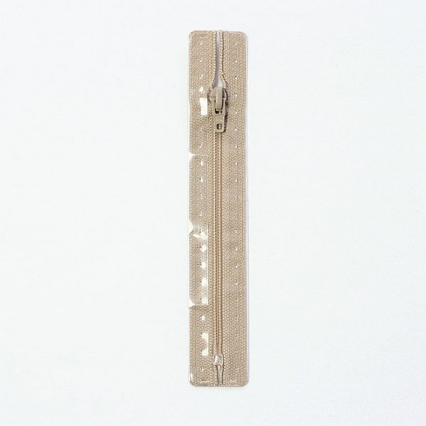 Reißverschluss S1 Typ 15 cm Kitt