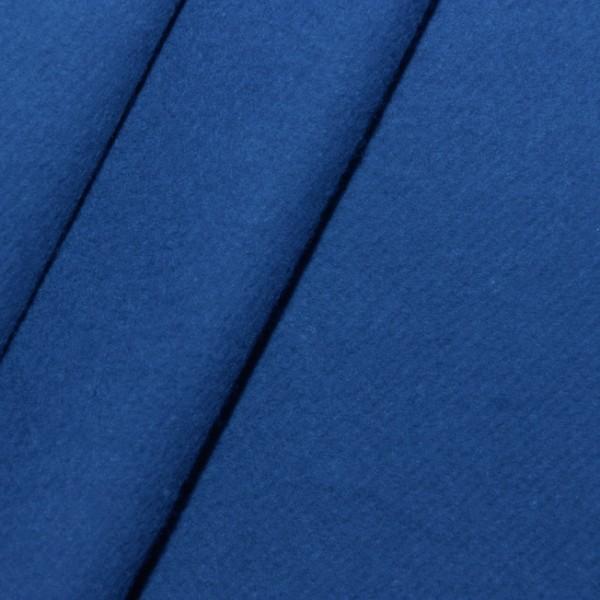 Bühnen Molton B1 schwer entflammbar Blau