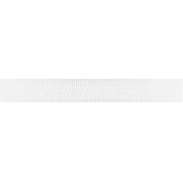 Gurtband Schnee-Weiss