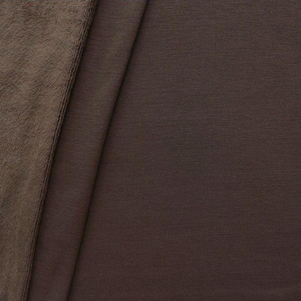Alpenfleece Sweatshirt 2 Braun