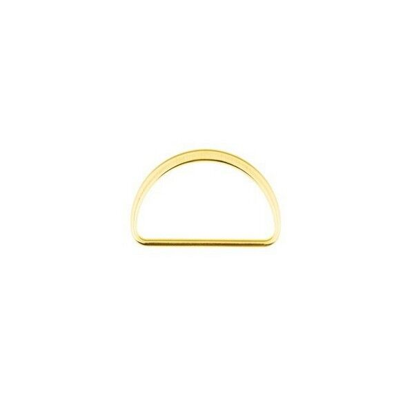 D-Ring 40mm Farbe Gold