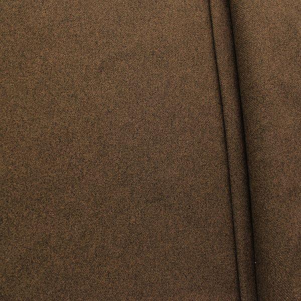 Polsterstoff Möbelstoff Filzoptik Braun