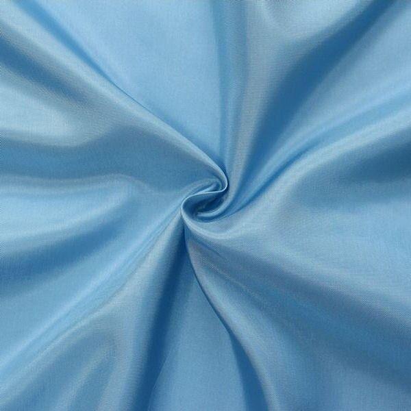 Viscose Acetat Taft Futterstoff Brilliant-Blau