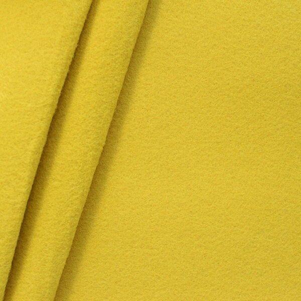 Bastel Filz Stärke 3,0 mm Breite 90 cm Farbe Gelb