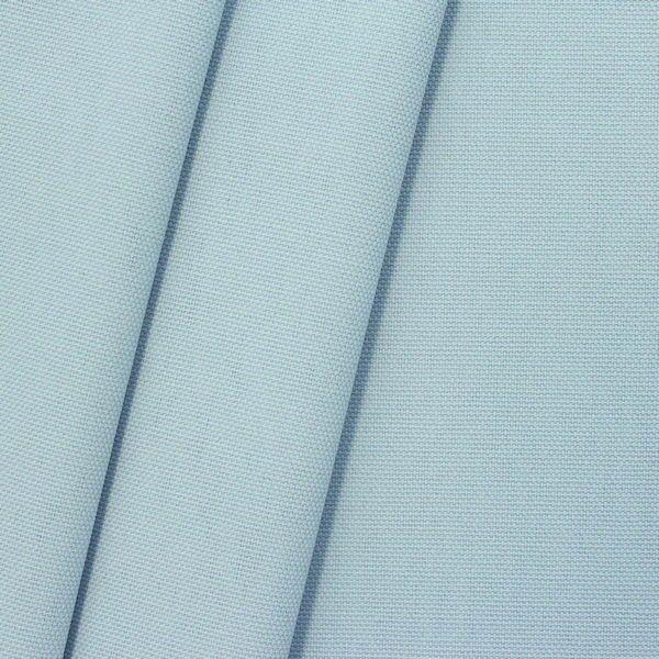 100% Baumwolle Canvas Hell-Blau