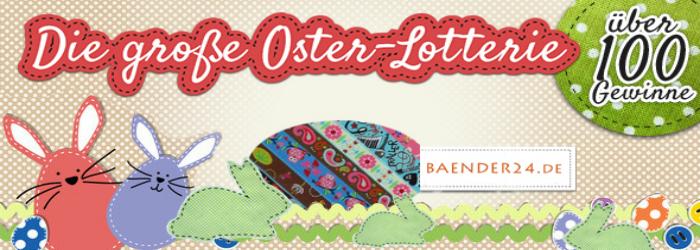 Osterlotterie - Gutscheine für baender24.de