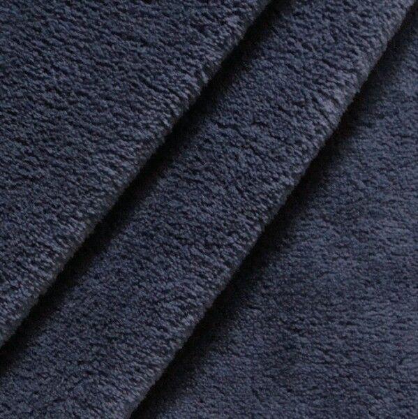 Wellness Fleece Farbe Dunkel-Blau