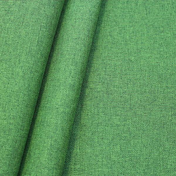 "Oxford Gewebe ""Melange"" Farbe Grün"