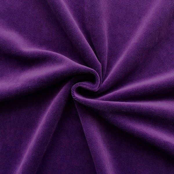 Microfaser Polster- Möbelstoff Artikel Velnesse Farbe Lila