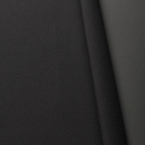 Oxford Polyester Gewebe 600D Schwarz