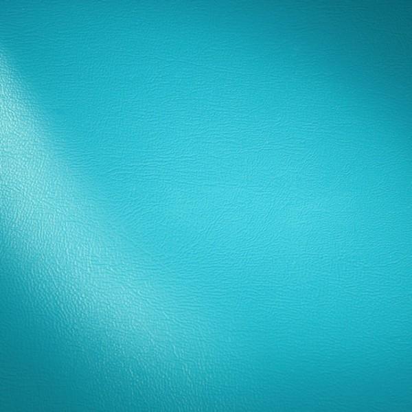 Polster PVC Kunstleder Hell-Blau