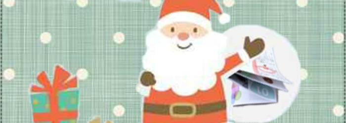 Weihnachtszeit ist Geschenkezeit!