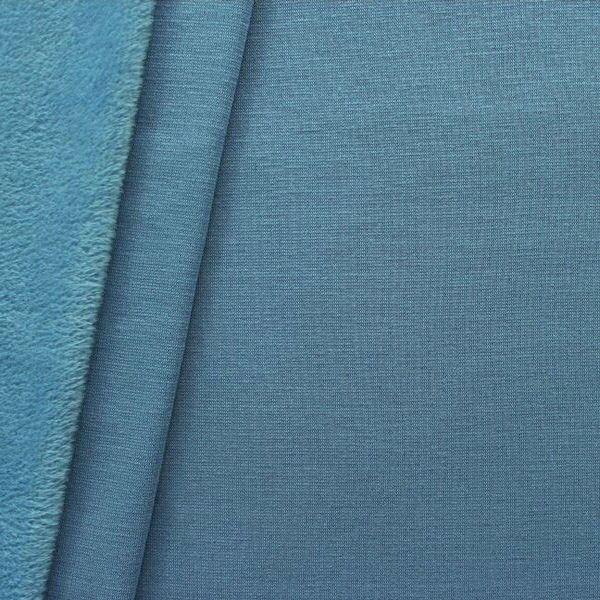 Alpenfleece Sweatshirt 2 Brilliant-Blau