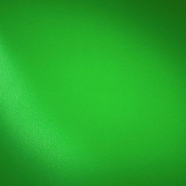 Polster PVC Kunstleder Farbe Gras-Grün
