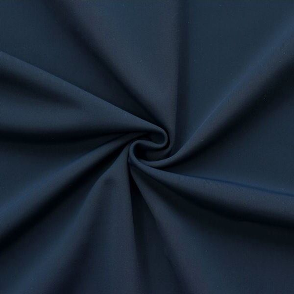 Bi-Stretch Slinky Radler Jersey Dunkel-Blau