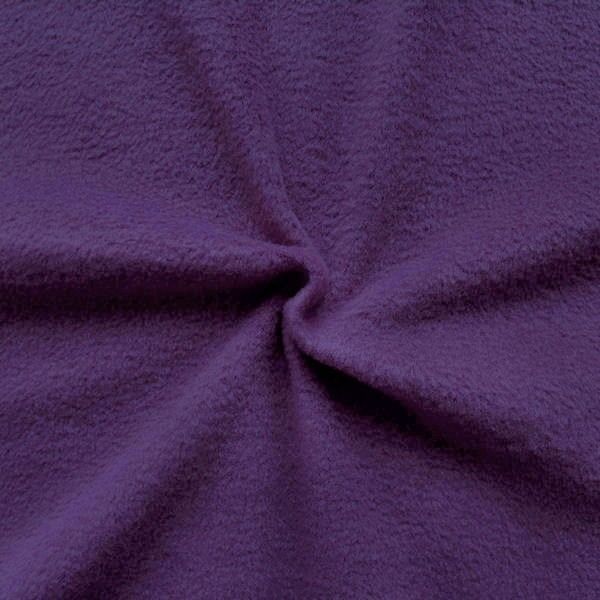 Polar Fleece antipilling Farbe Lila