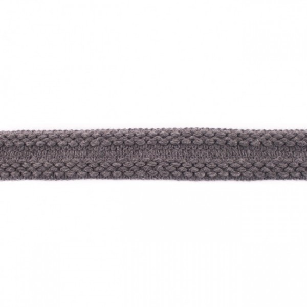 Falztresse 33mm Farbe Mittel-Grau
