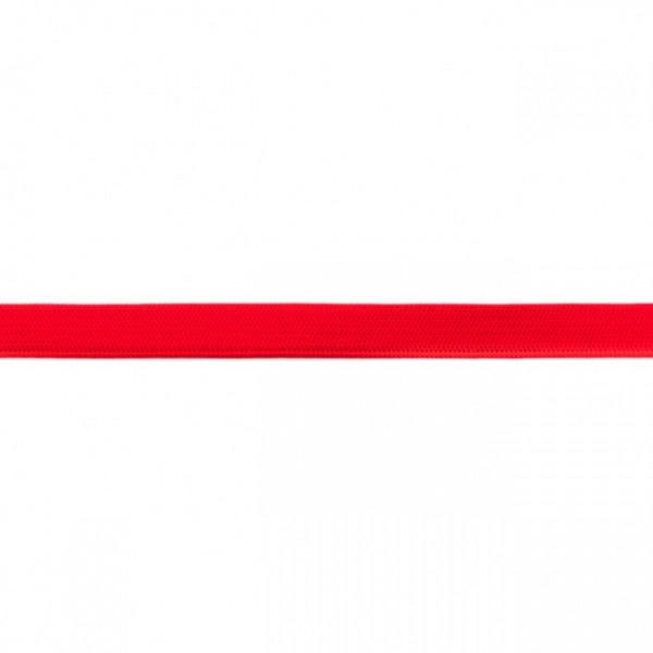 2m Elastikband Breite 10mm Farbe Rot