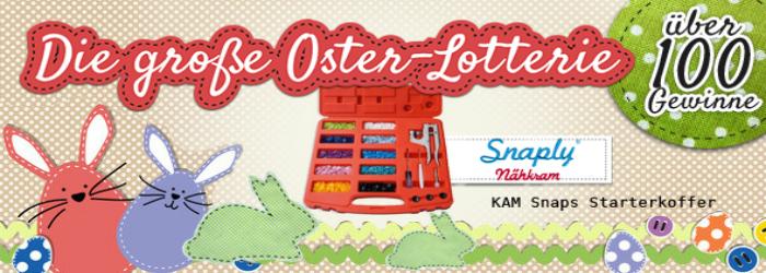 Im Lotterietopf: KAM Snaps Starterkoffer