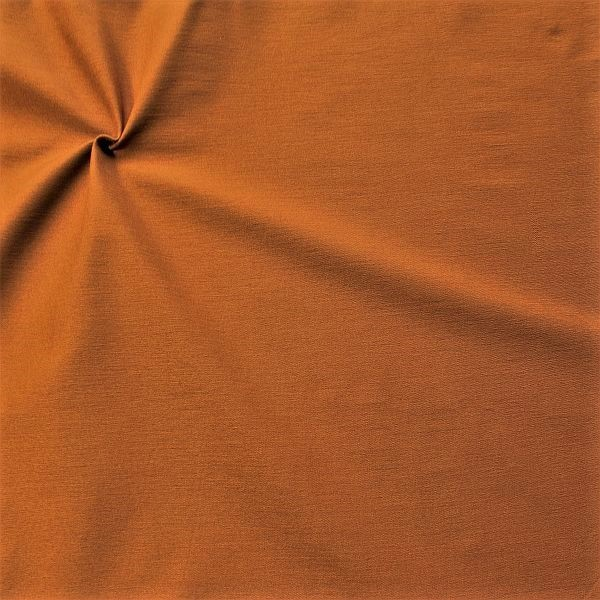 Stretch Bengaline Fashion Classic Ocker-Braun