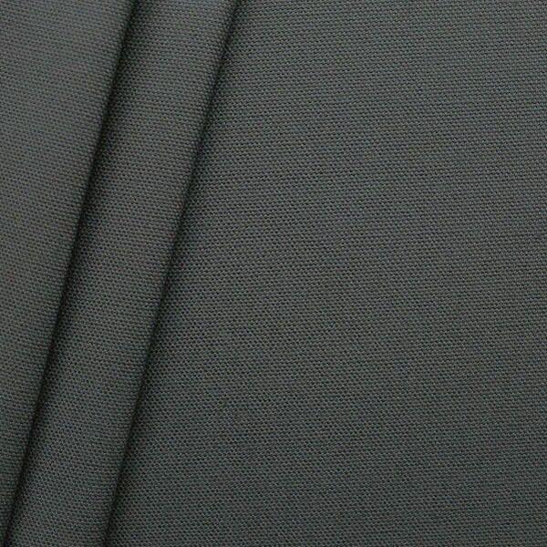 Baumwolle Canvas Dunkel-Grau