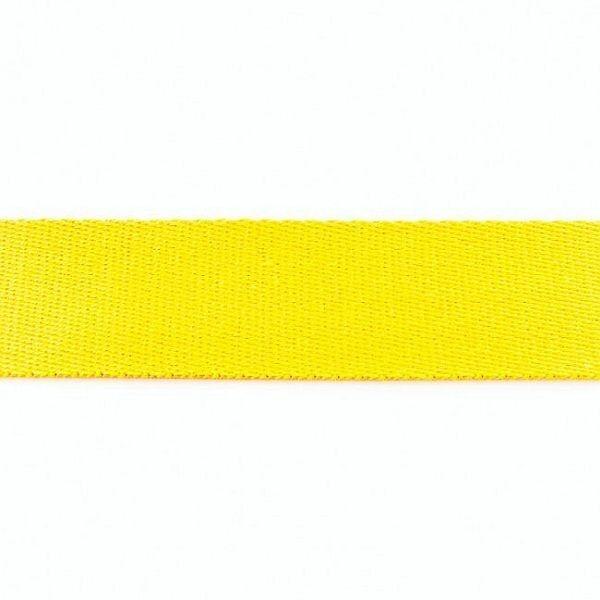 Gurtband Gelb