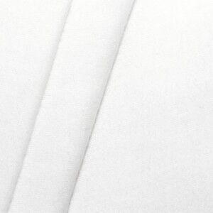 Weißer wasserdichter Tisch-Molton