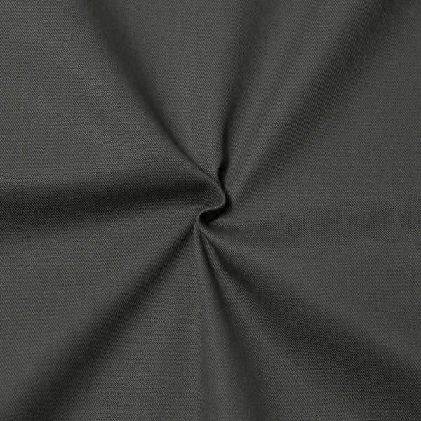 "Polyester-Baumwolle Köper ""Basic Workwear"" Farbe Grau"