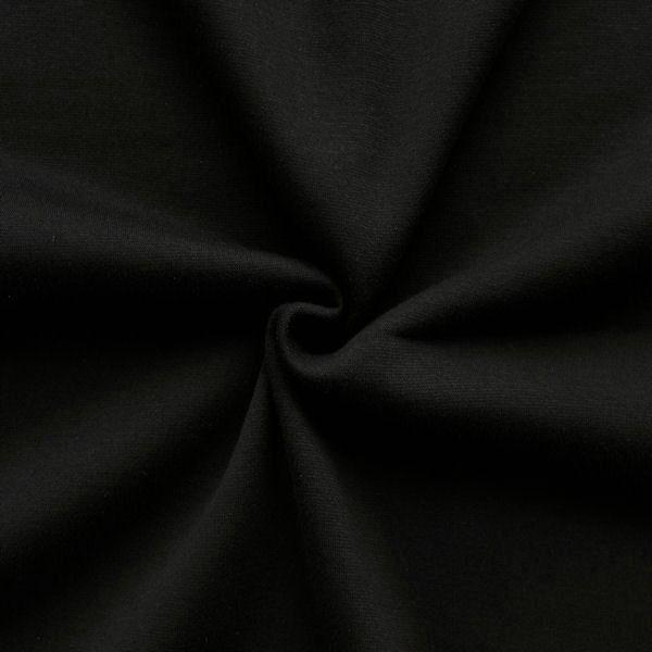 Sweatshirt Baumwollstoff Artikel Jogging Farbe Schwarz
