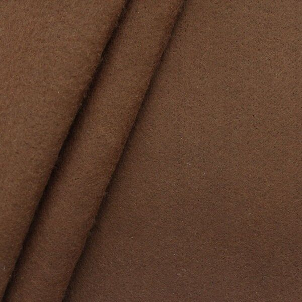 Bastel Filz Stärke 3,0 mm Breite 90 cm Farbe Dunkel-Braun