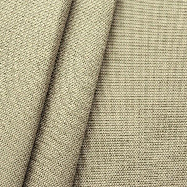 Indoor- / Outdoorstoff Panama Bindung Farbe Beige meliert