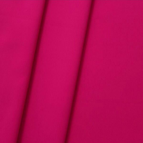 Stretch Scuba Stoff Farbe Pink