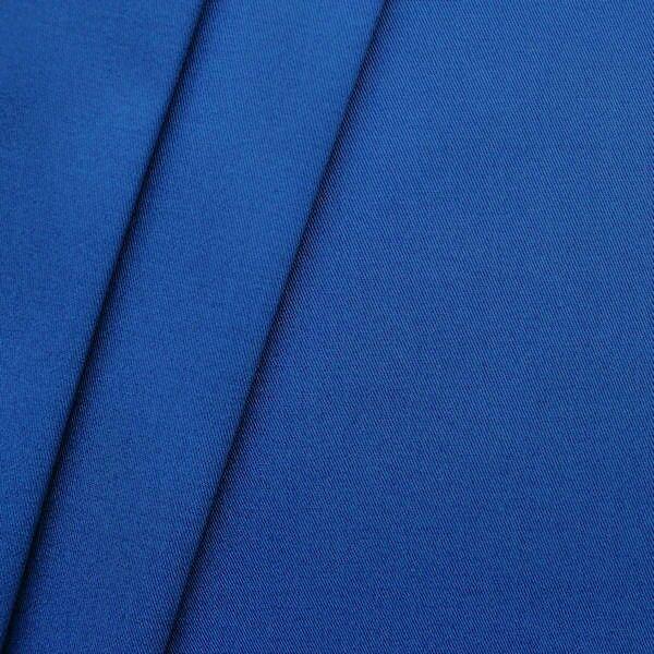"""100% Baumwoll Köper """"Fashion Standard"""" Farbe Royal-Blau"""