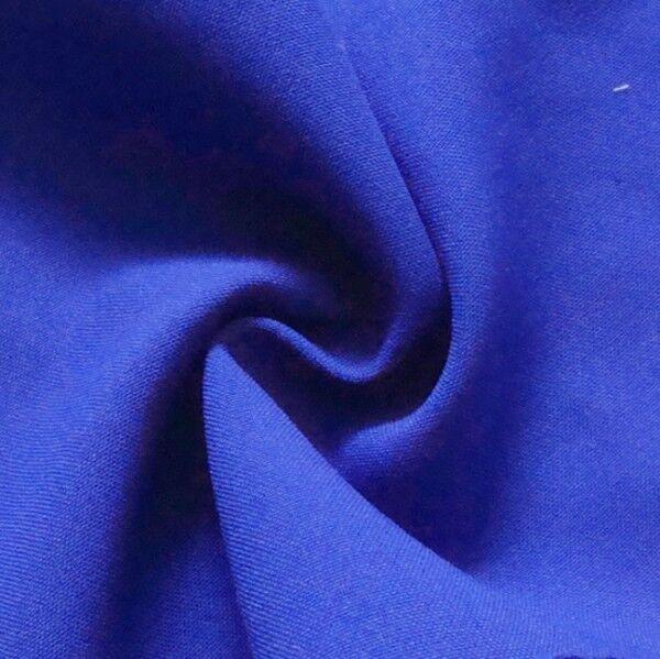 Dekostoff universal B1 schwer entflammbar Farbe Royal-Blau