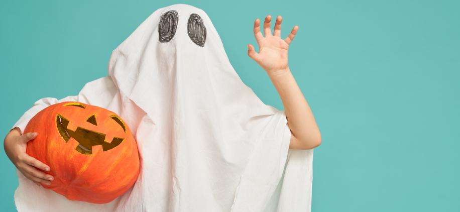How To Gespenst Kostüm Für Kinder Selber Machen