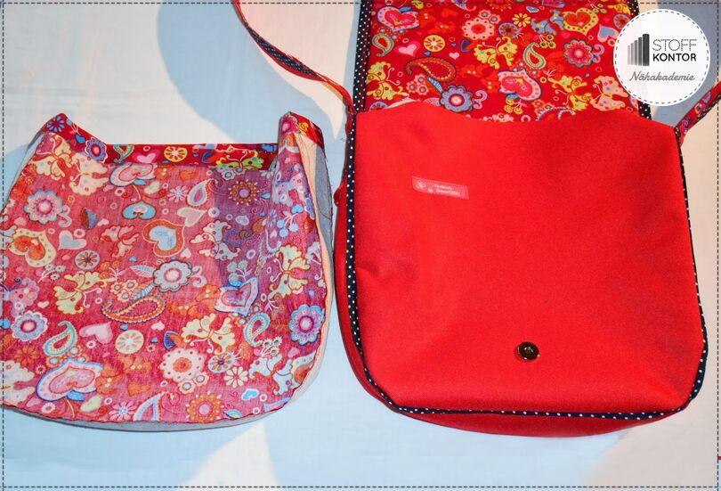 Gute-Laune-Tasche-nähen | Stoffkontor.eu | Stoffkontor.eu