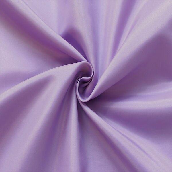 Polyester Taft Futterstoff Lila