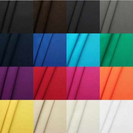 Musterkarte DIN A4 - 100% Baumwoll Köper Fashion Standard