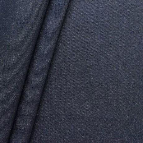Baumwoll Denim Jeans Indigoblau